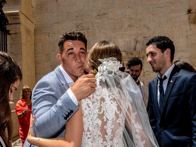 La boda de Daniel y Beatriz en Burriana, Castellón 21