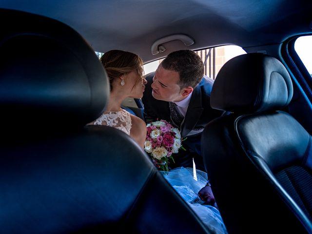 La boda de Daniel y Beatriz en Burriana, Castellón 22
