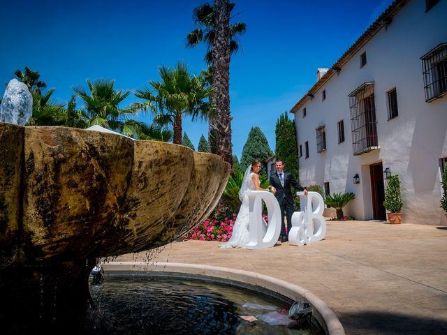 La boda de Daniel y Beatriz en Burriana, Castellón 25