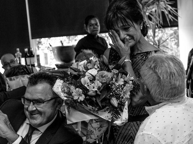 La boda de Daniel y Beatriz en Burriana, Castellón 33