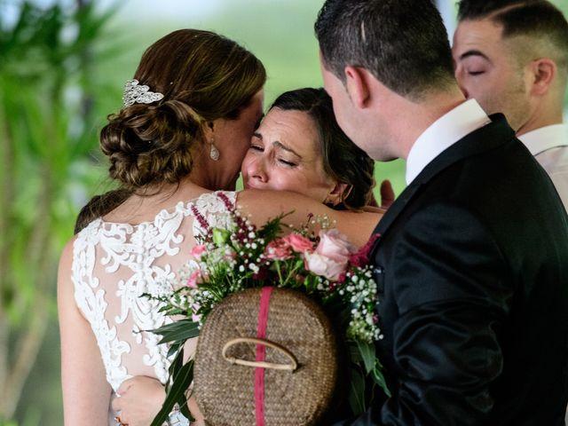 La boda de Daniel y Beatriz en Burriana, Castellón 34