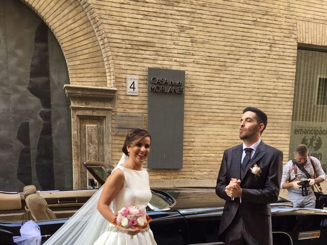 La boda de Pablo y Alicia en Zaragoza, Zaragoza 3