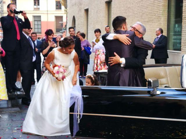 La boda de Pablo y Alicia en Zaragoza, Zaragoza 2
