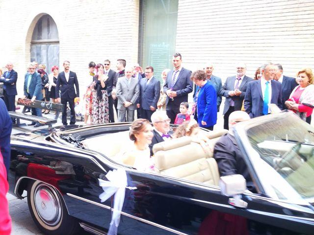 La boda de Pablo y Alicia en Zaragoza, Zaragoza 17