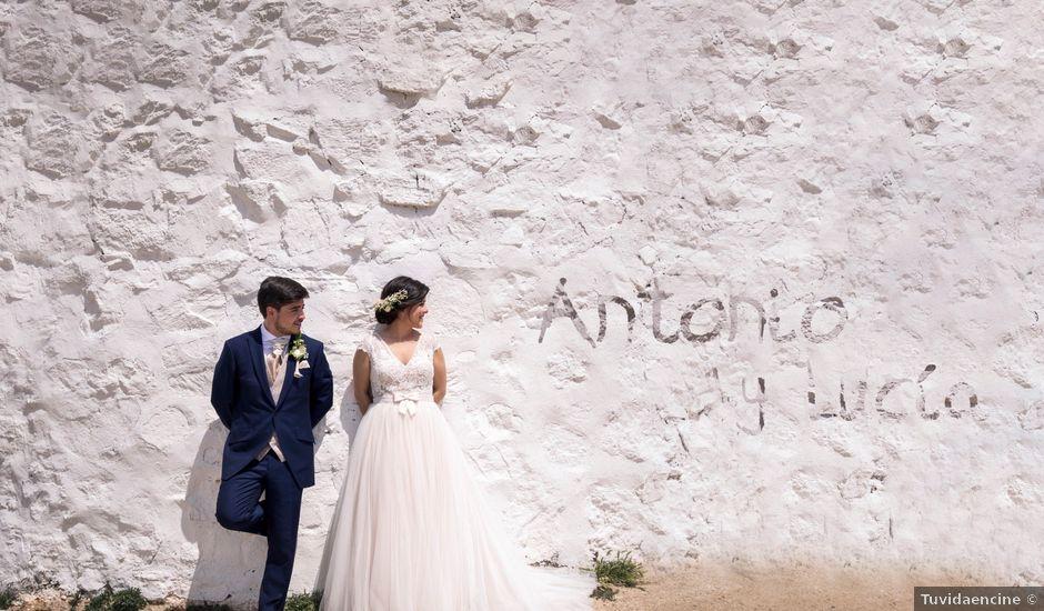 La boda de Antonio y Lucía en Madridejos, Toledo