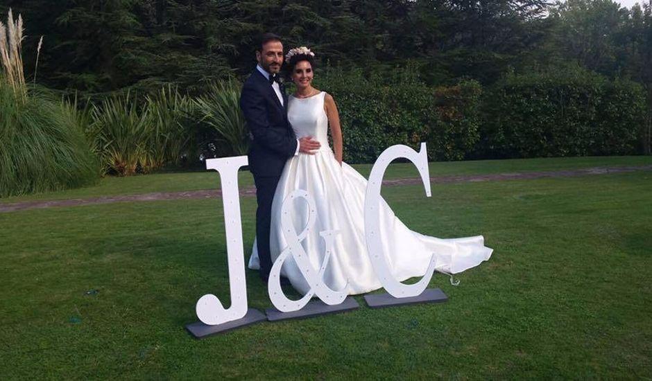 La boda de Jordi y Carol en Riells, Girona