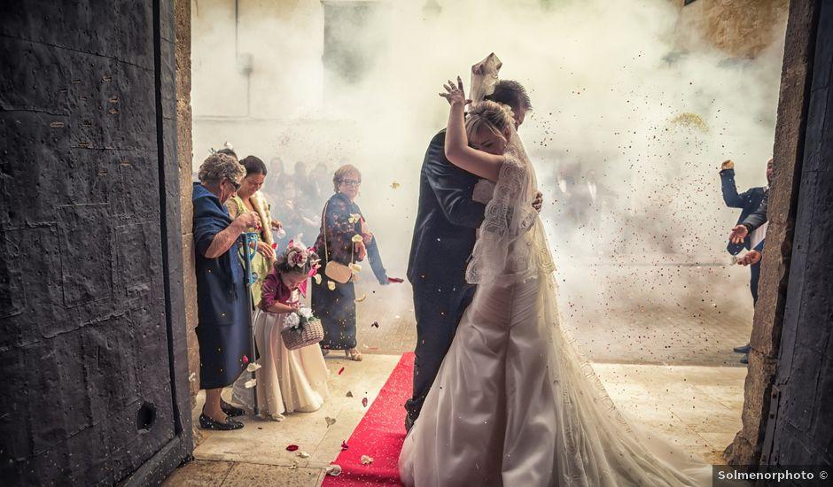 La boda de Enrique y Raquel en Teruel, Teruel