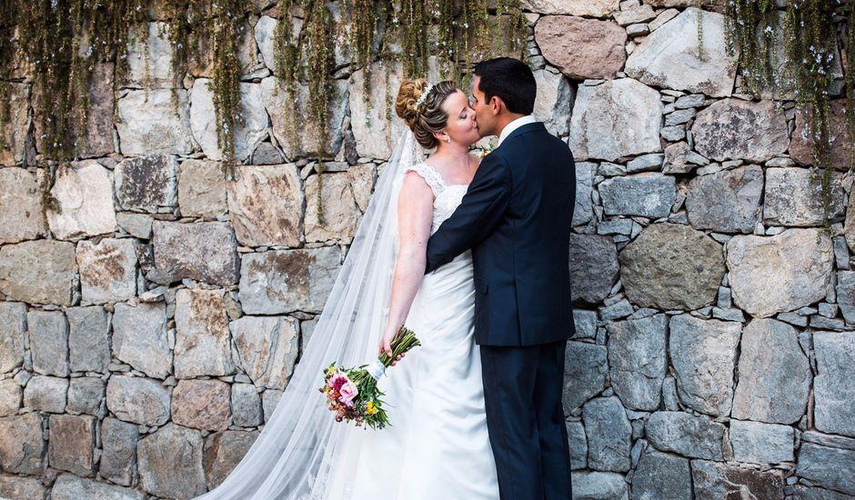 La boda de Elisabeth y David en Juan Grande, Las Palmas