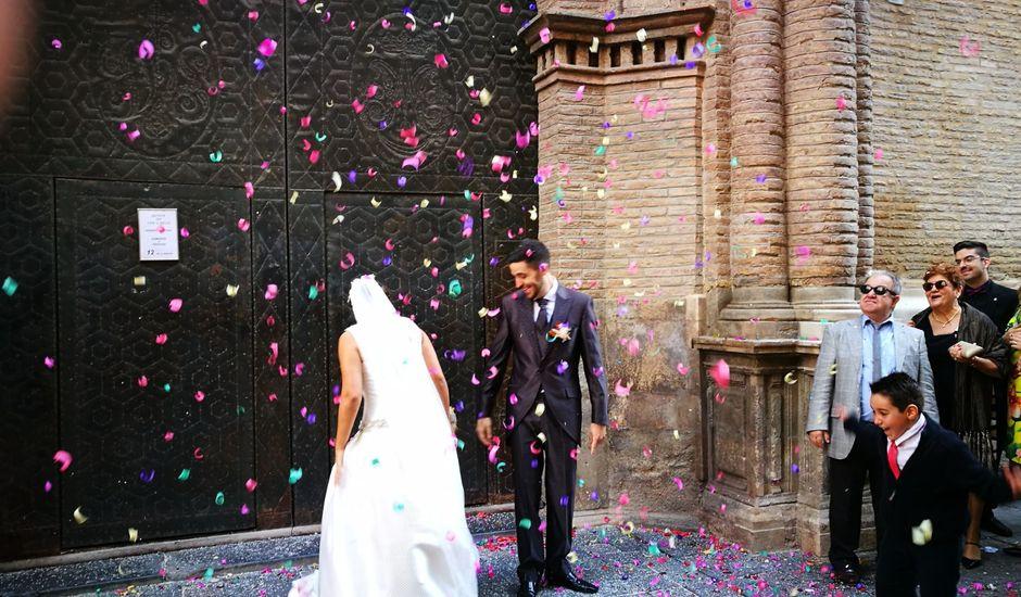La boda de Pablo y Alicia en Zaragoza, Zaragoza