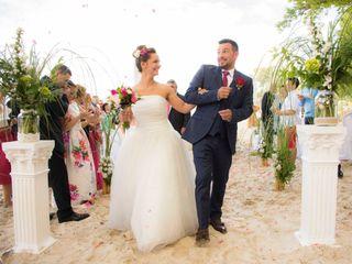La boda de Olaya y Anxo 1