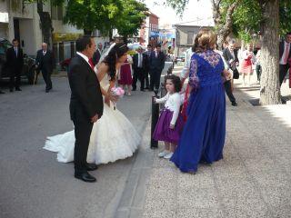 La boda de Alberto y Rocio 1