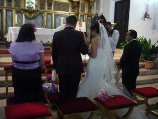 La boda de Alberto y Rocio 2