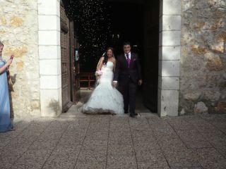 La boda de Alberto y Rocio