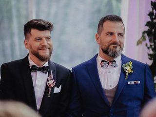 La boda de Rafa y Iván