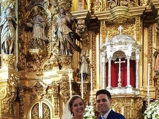 La boda de Ángel y Carmen 1