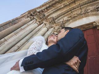 La boda de Jenny y Martín