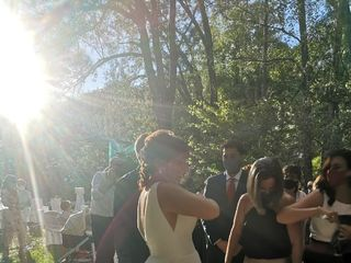 La boda de Lara  y Javier  3