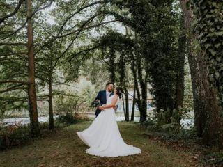 La boda de Lara  y Javier