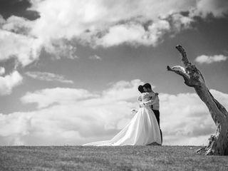 La boda de Yolanda y Andrés