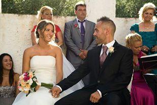 La boda de Jesus y Cristina 1