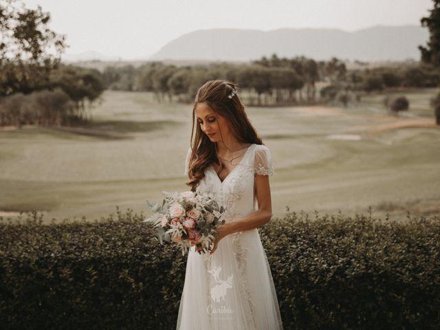 La boda de Ivo y Débora en Alacant/alicante, Alicante 1