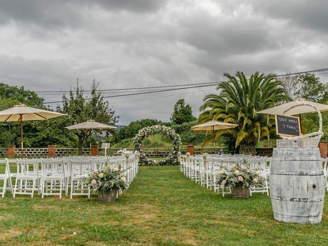 La boda de Juan y Virginia en Gijón, Asturias 3