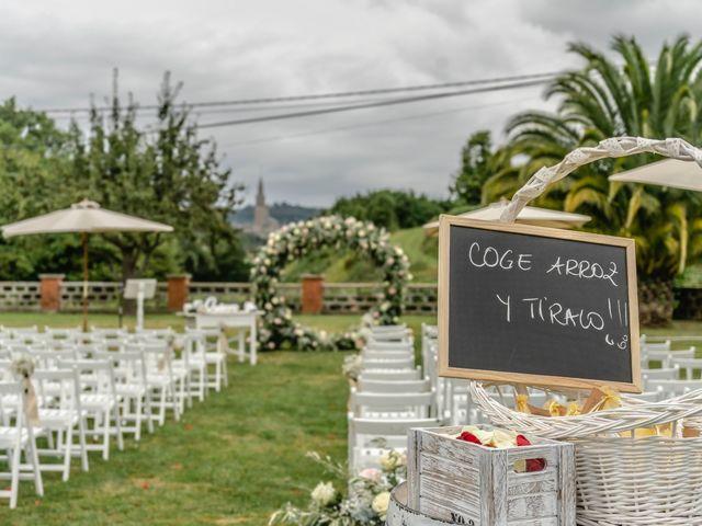 La boda de Juan y Virginia en Gijón, Asturias 4