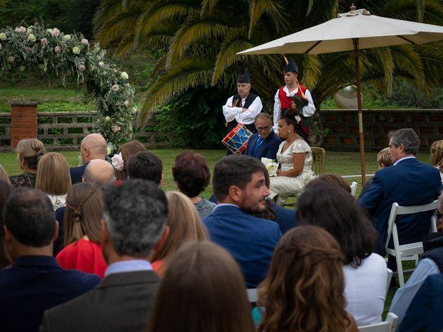La boda de Juan y Virginia en Gijón, Asturias 59