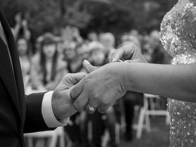 La boda de Juan y Virginia en Gijón, Asturias 99