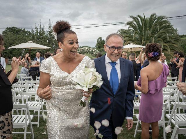 La boda de Juan y Virginia en Gijón, Asturias 1