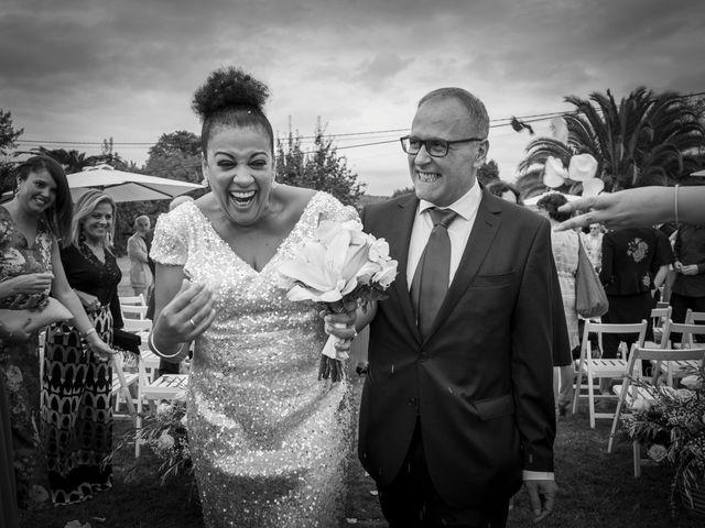La boda de Juan y Virginia en Gijón, Asturias 123