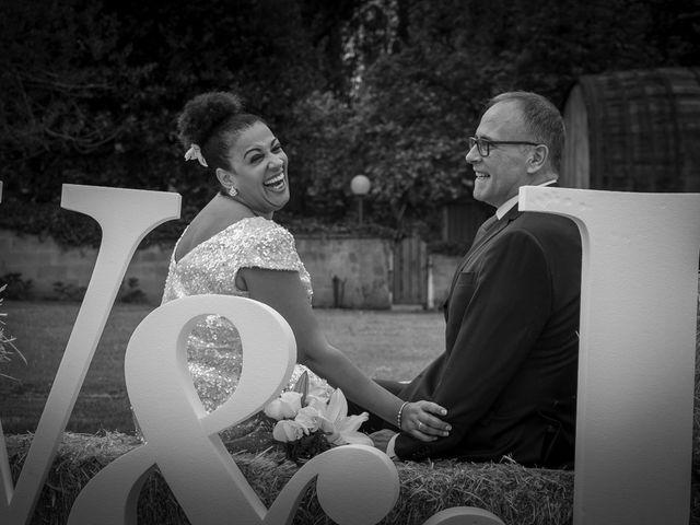 La boda de Virginia y Juan