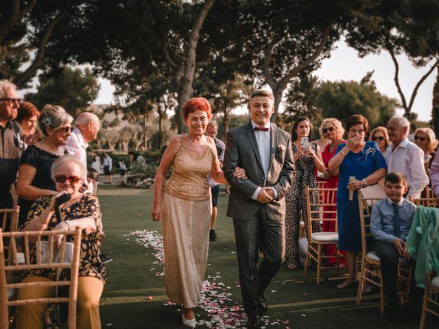 La boda de Ivo y Débora en Alacant/alicante, Alicante 24