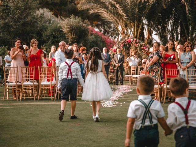 La boda de Ivo y Débora en Alacant/alicante, Alicante 25