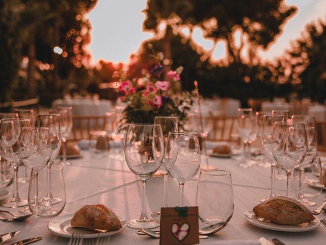 La boda de Ivo y Débora en Alacant/alicante, Alicante 28