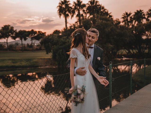 La boda de Ivo y Débora en Alacant/alicante, Alicante 34