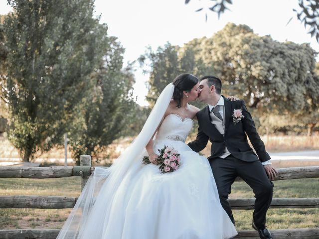 La boda de Itziar y Fer