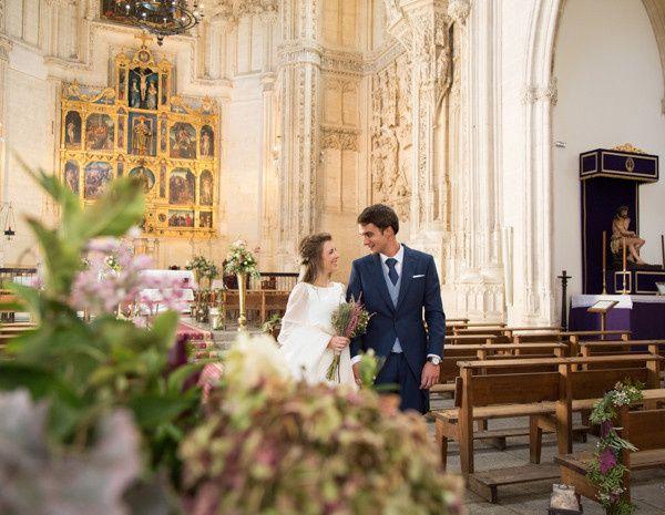 La boda de Rubén y Patricia en Toledo, Toledo 35
