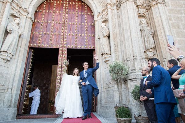 La boda de Rubén y Patricia en Toledo, Toledo 2