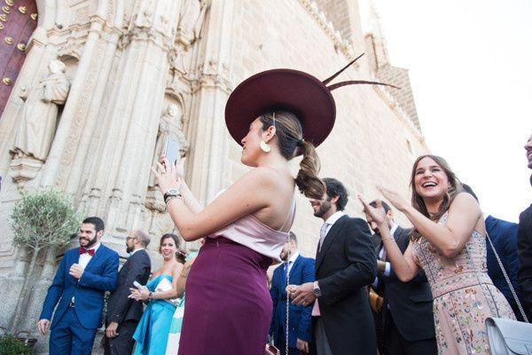 La boda de Rubén y Patricia en Toledo, Toledo 33