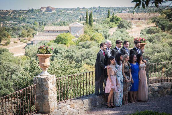 La boda de Rubén y Patricia en Toledo, Toledo 60