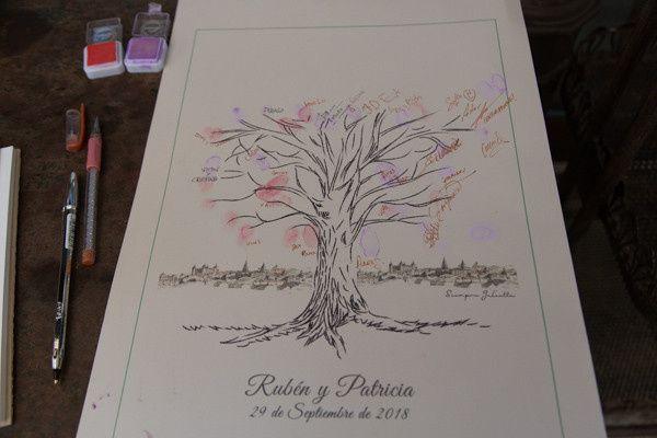 La boda de Rubén y Patricia en Toledo, Toledo 91