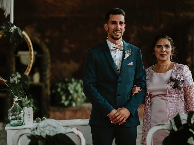 La boda de Saúl y Diana en Telde, Las Palmas 33
