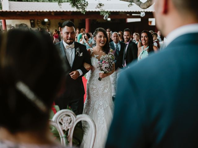 La boda de Saúl y Diana en Telde, Las Palmas 36