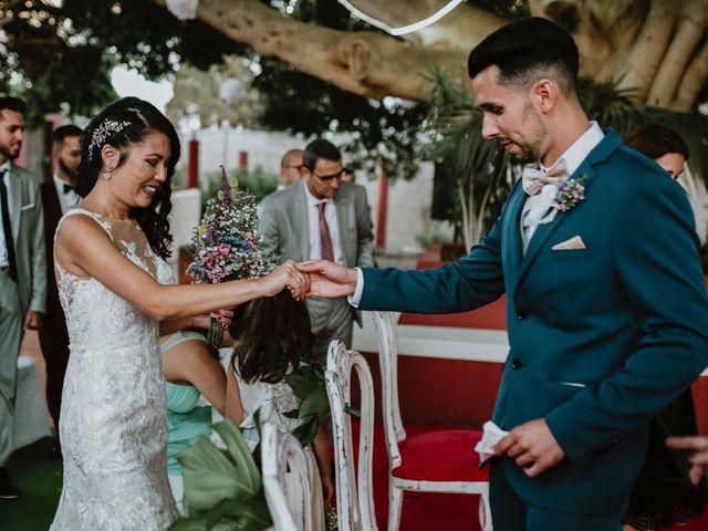 La boda de Saúl y Diana en Telde, Las Palmas 37