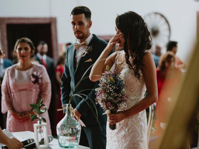 La boda de Saúl y Diana en Telde, Las Palmas 38