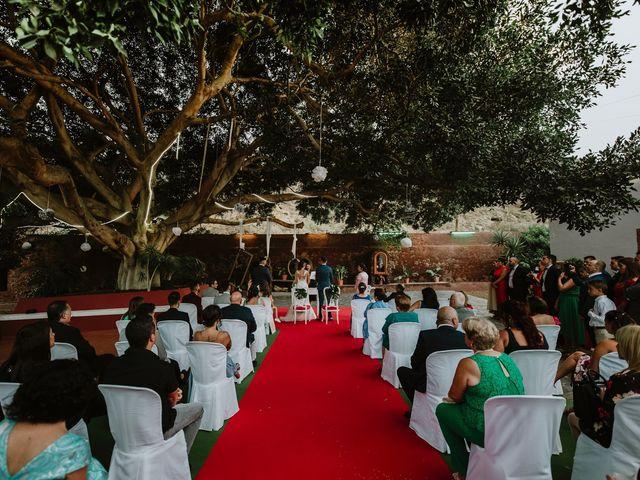 La boda de Saúl y Diana en Telde, Las Palmas 39