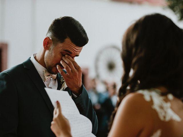 La boda de Saúl y Diana en Telde, Las Palmas 45