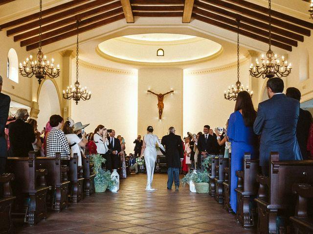 La boda de Quino y Gema en Sotogrande, Cádiz 33
