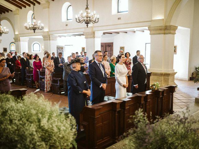 La boda de Quino y Gema en Sotogrande, Cádiz 35